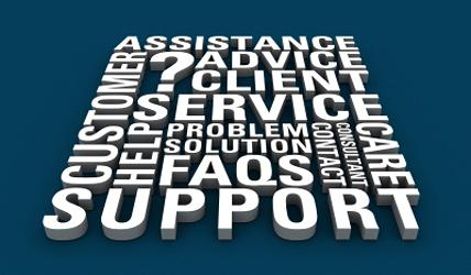 Call Omega for Support