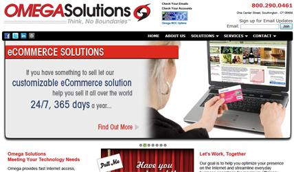 Omega Solutions - e-Commerce and Website development